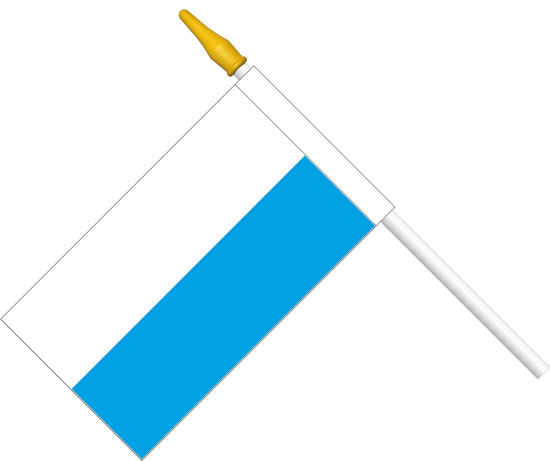 Kleinflaggen für Maibaum - EXTRA Qualität (ohne Flaggenstab)