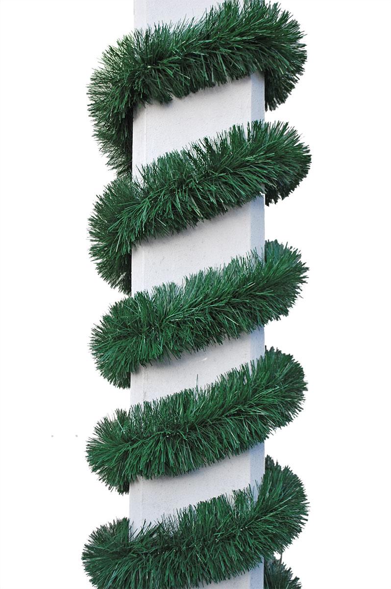 grüne Stranggirlande Ø 7,5 cm